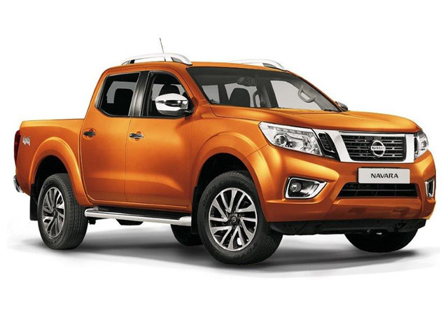 NAVARA 2.3 LE D-CAB DSL 4X4 PU LEATHER AT